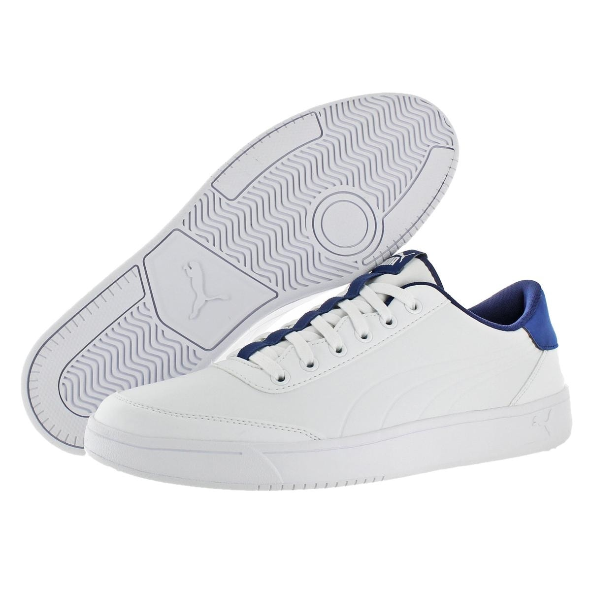 b729da81d78 Shop Puma Mens Court Breaker L Tennis Shoes Classic Performance - Free  Shipping On Orders Over  45 - Overstock - 22727112
