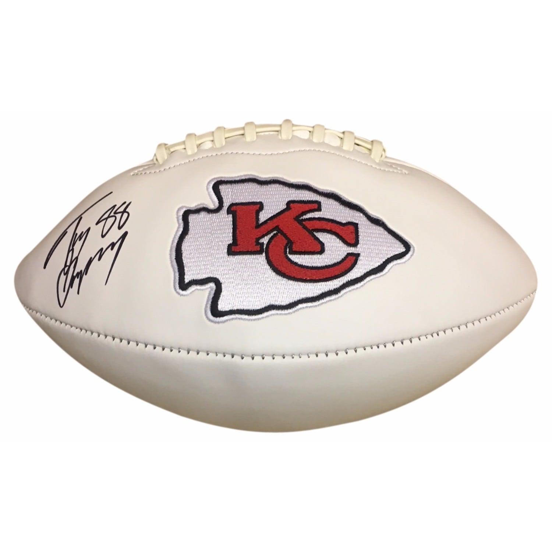 Shop Tony Gonzalez Autographed Kansas City Chiefs Signed White Panel Logo Football  JSA COA - Free Shipping Today - Overstock - 19454834 343eb6b60