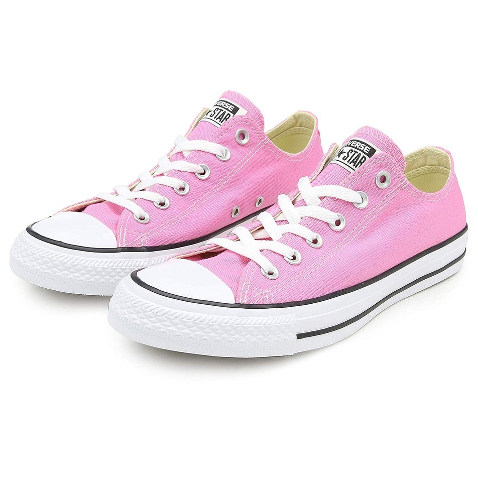 f3893499a86f Shop Converse Womens M9697 Canvas Low Top Lace Up Basketball Shoes - Free  Shipping On Orders Over  45 - Overstock - 25893508