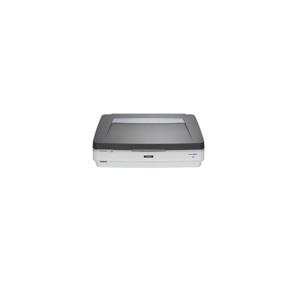 Shop Epson Expression 12000XL Photo Flatbed Scanner w/ 2400 dpi ...