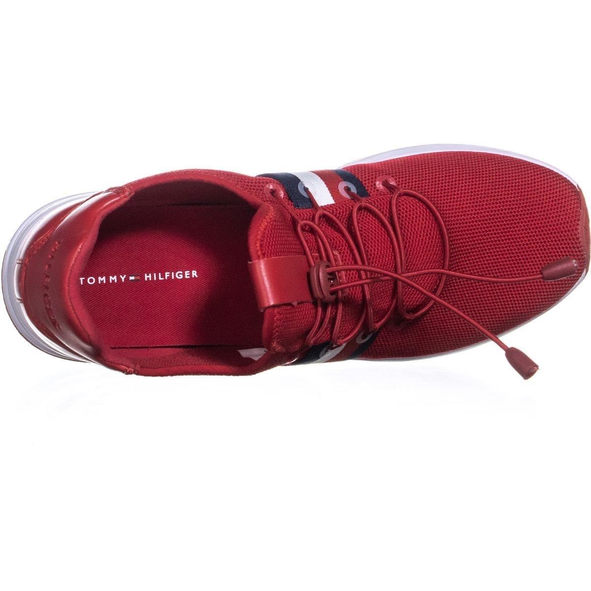 fd5f6e4477fe Shop Tommy Hilfiger Rhena Slip on Tighten Sneakers
