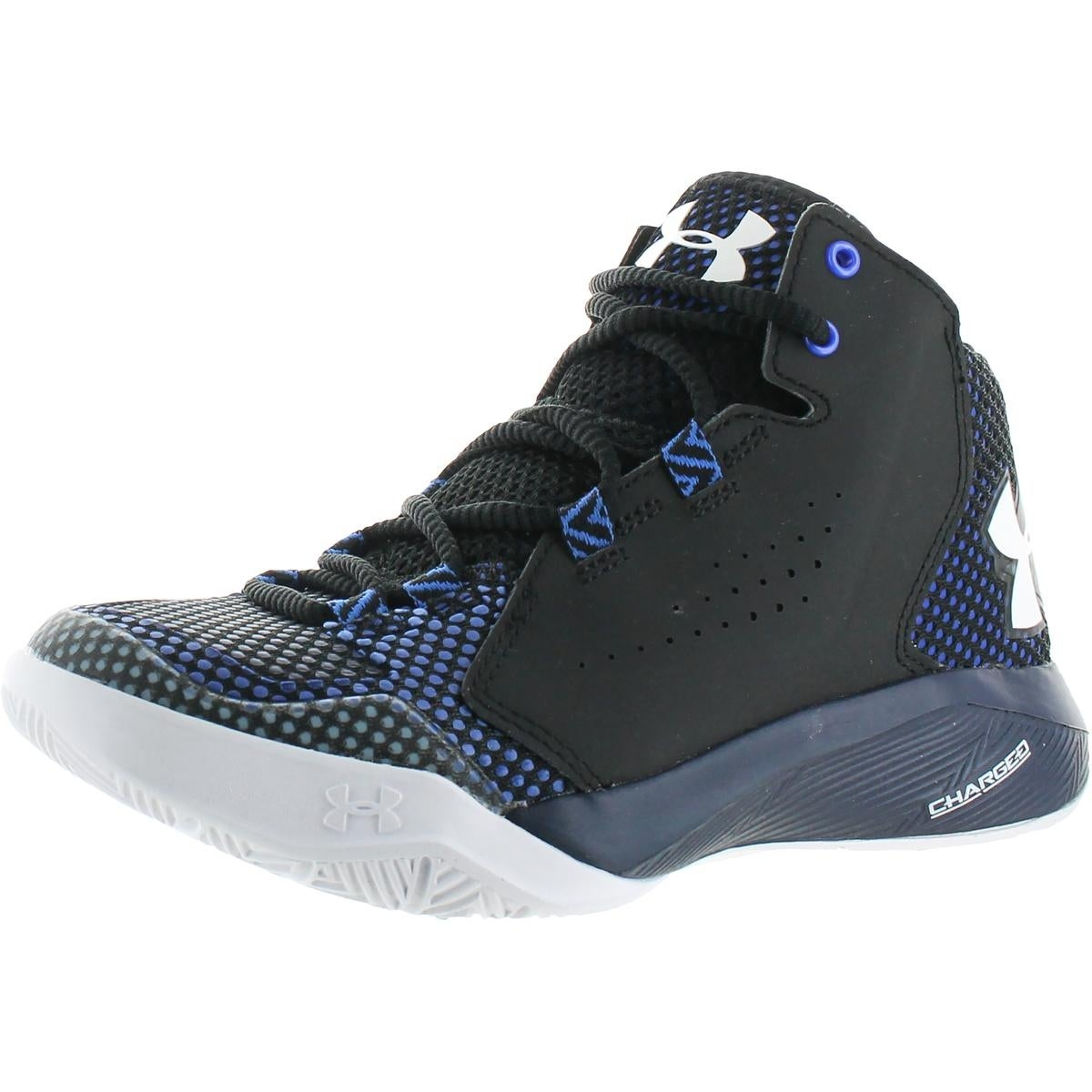 10730415 Under Armour Womens Torch Fade Basketball Shoes Mesh Charged