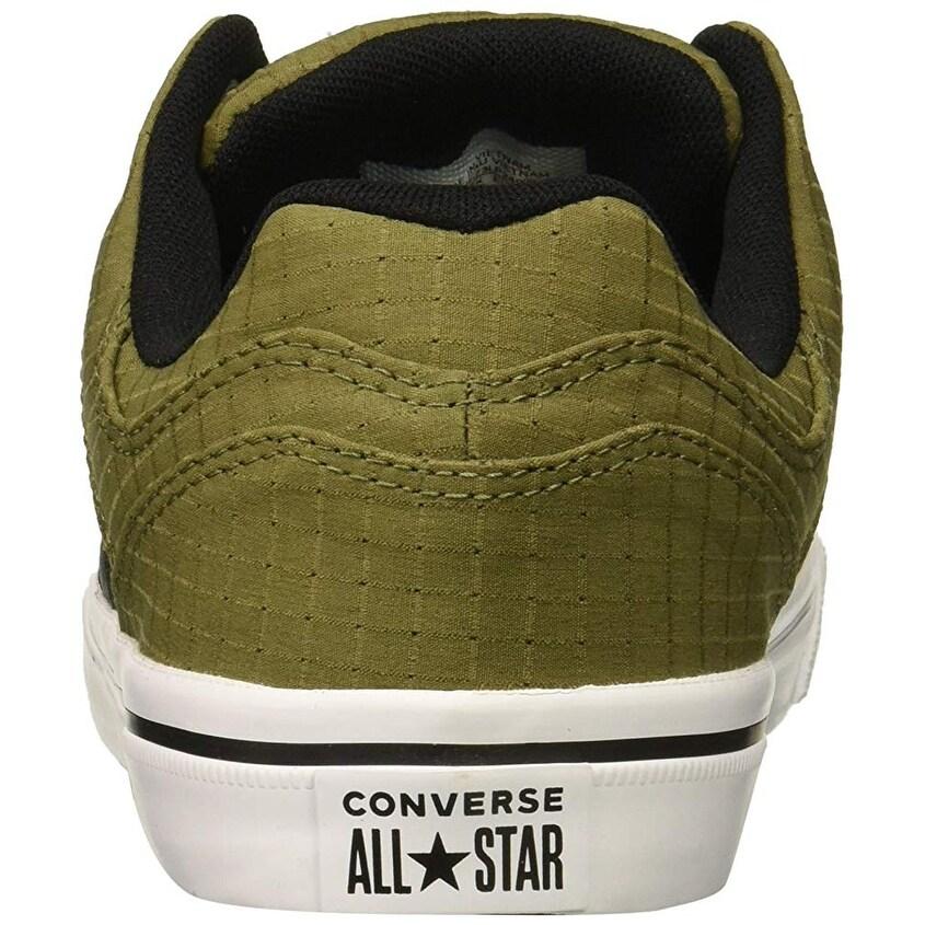 8afc531d142ba8 Shop Converse Men El Distrito Ripstop Canvas Low Top Sneaker