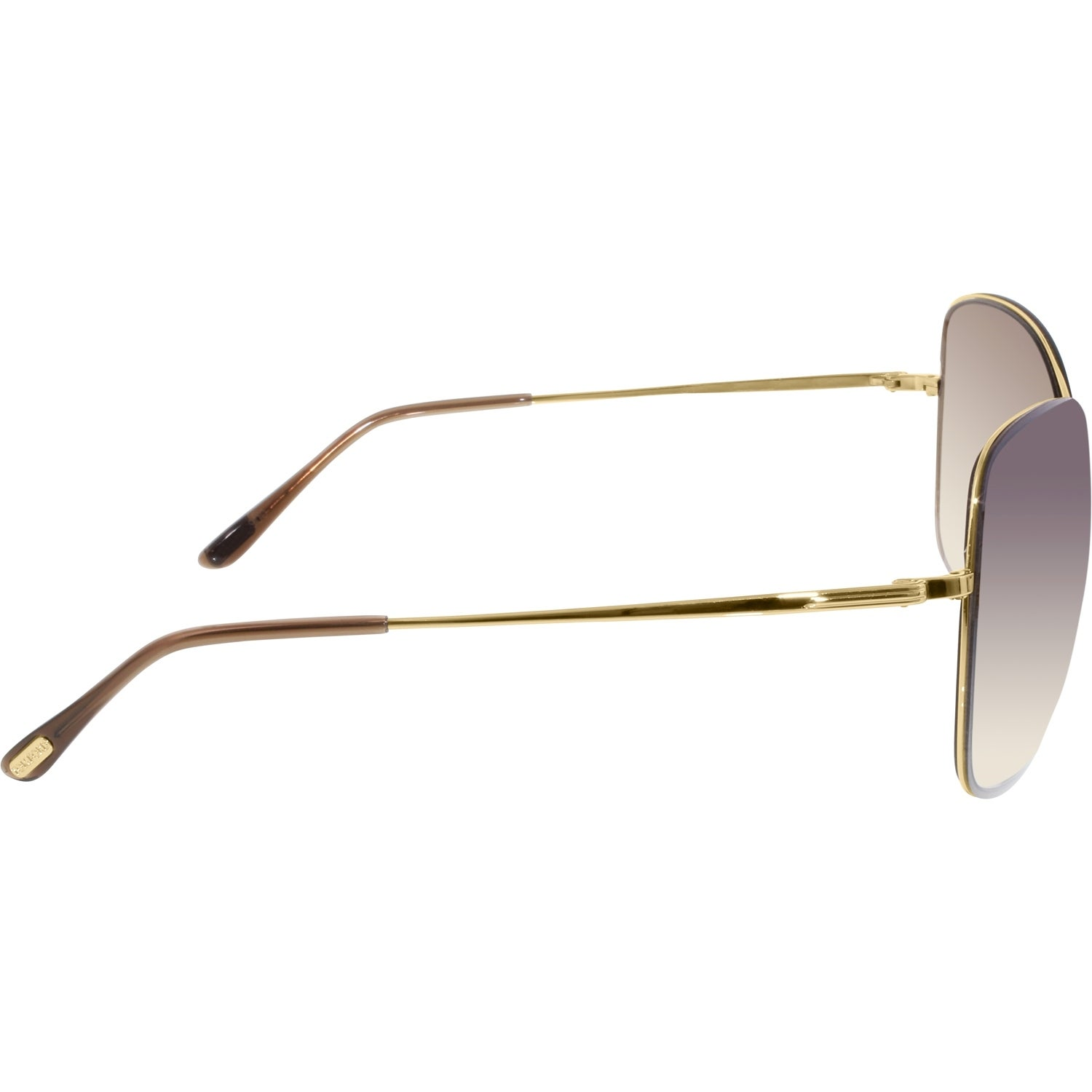 580b5a4878 Shop Tom Ford Women s Gradient Colette FT0250-28F-63 Gold Butterfly  Sunglasses - Free Shipping Today - Overstock - 18901392