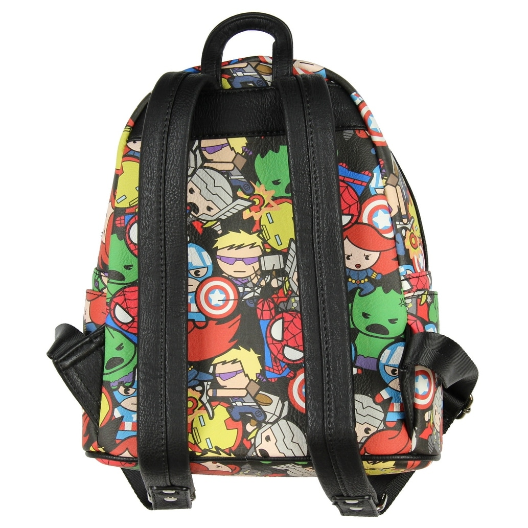 b7f6cefac3 Shop Loungefly X Marvel Avenger Kawaii Mini Backpack - Free Shipping Today  - Overstock - 16816700