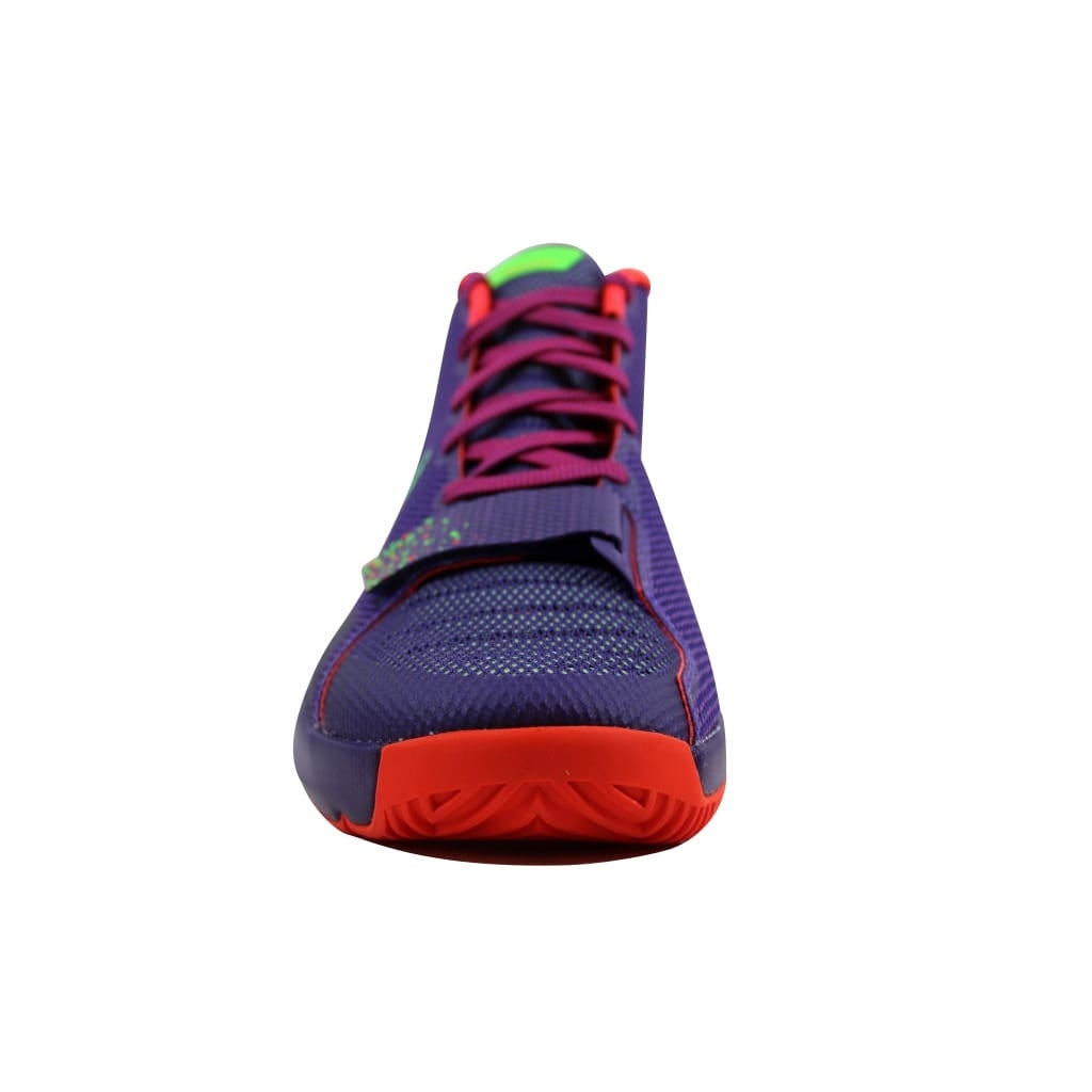 official photos 05f5e b10c4 Shop Nike KD Trey 5 III Court Purple Green Streak-Bright Crimson 749377-536  Men s - On Sale - Free Shipping Today - Overstock - 27339967