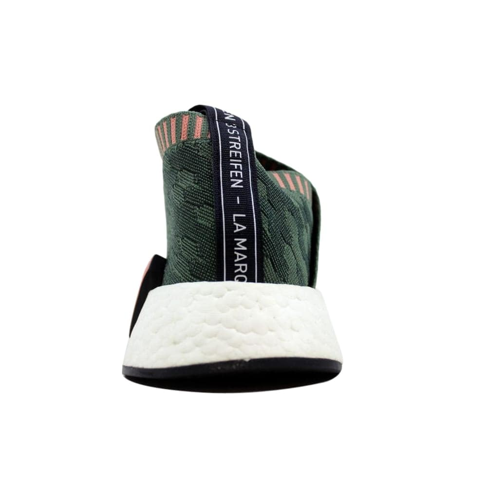 ec6e0b035 Shop Adidas NMD CS2 Primeknit W Green Pink BY8781 Women s - On Sale - Free  Shipping Today - Overstock - 27339239