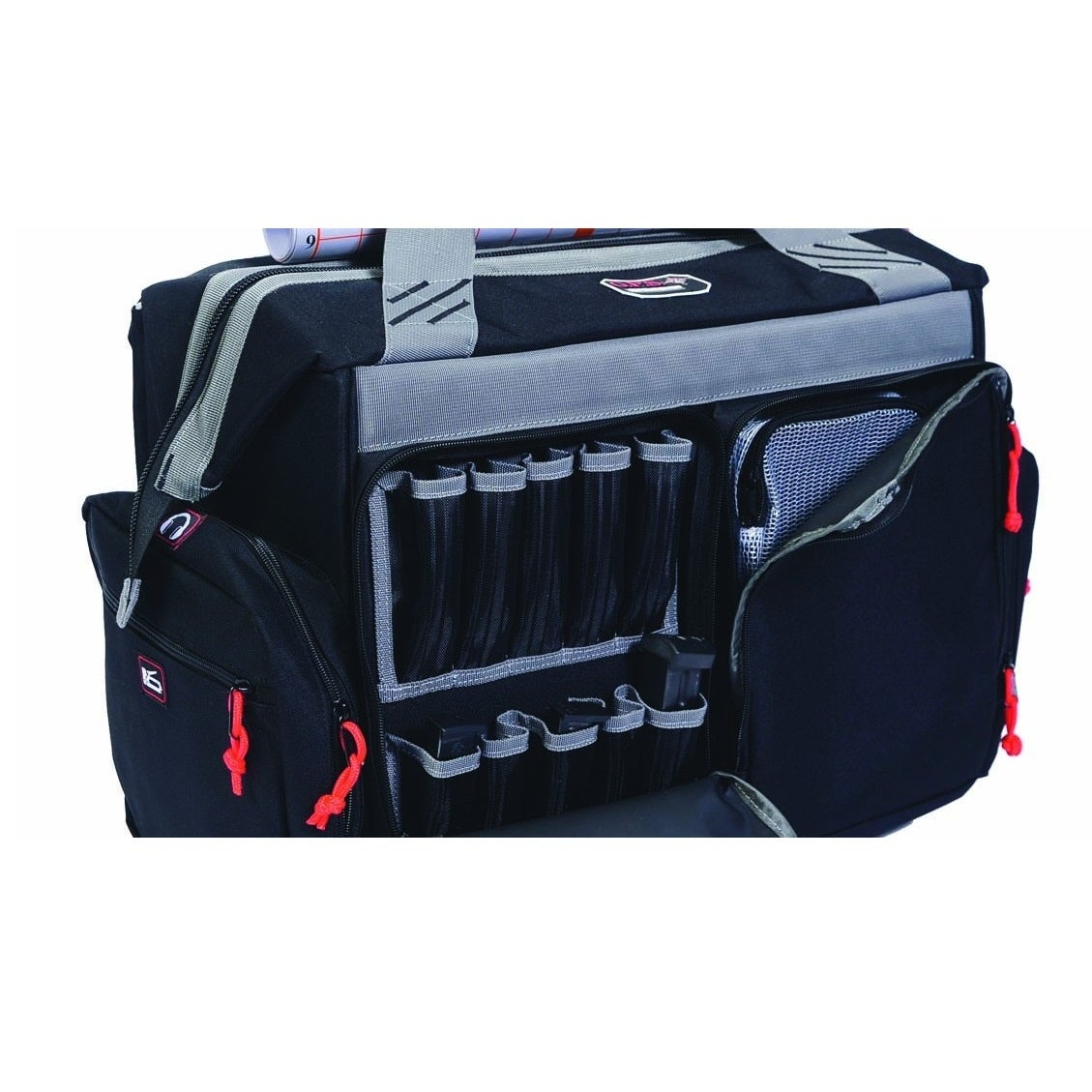 G P S Rolling Range Bag Black Gps 2215rb Free Shipping Today 16175191