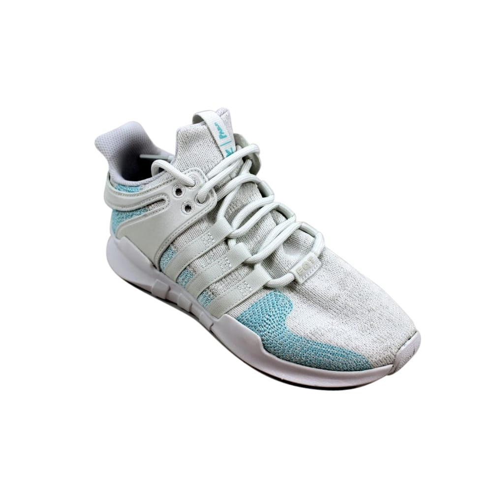 sports shoes 8f155 3fc69 Shop Adidas Mens EQT Support ADV CK Parley WhiteBlue AC7804 - Free  Shipping Today - - 27339368
