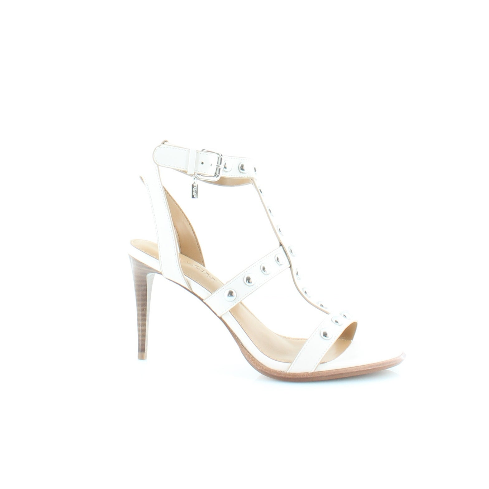 0fa7d7108c96 Shop Coach Isabel II Women s Heels Chalk - Free Shipping Today - Overstock  - 21551044