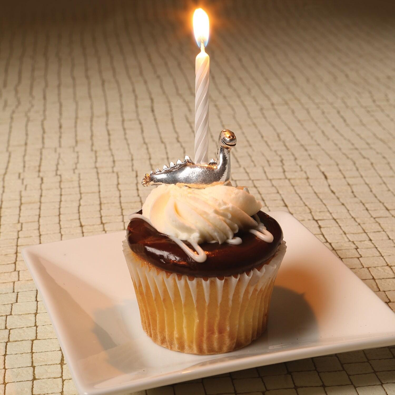 Shop Basic Spirit Dinosaur Birthday Candle Holder
