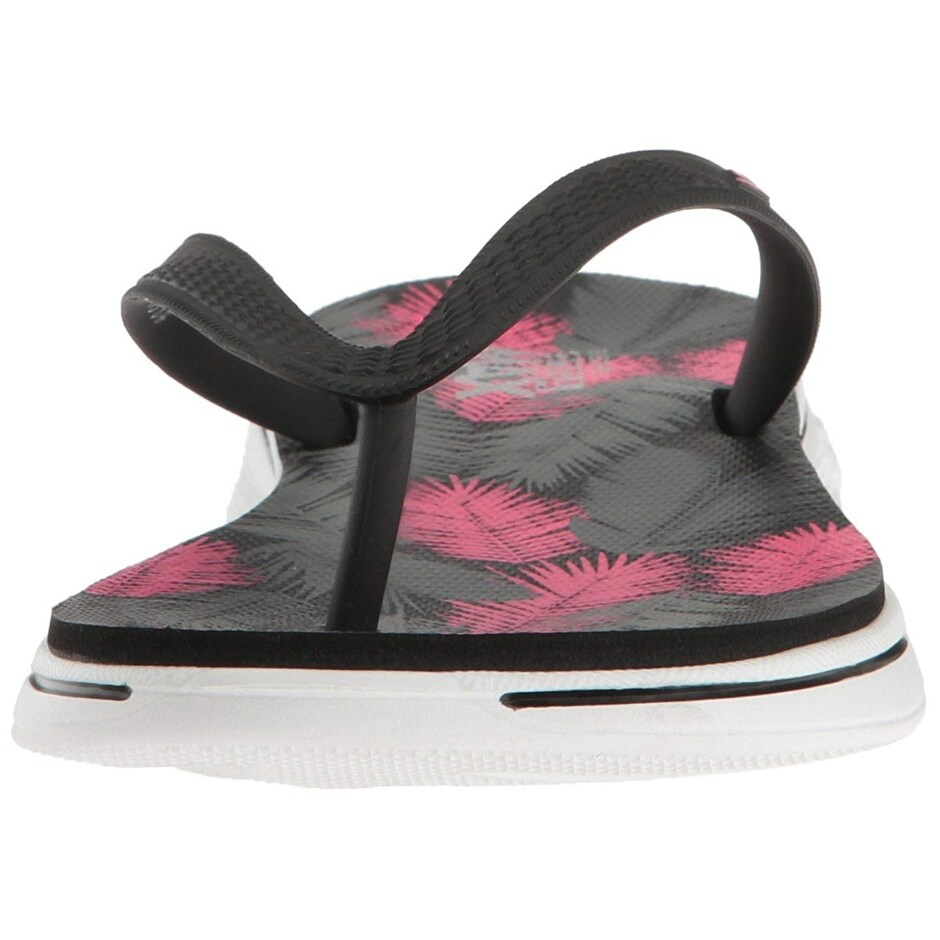 3afdfc74ad83 Shop Skechers Performance Women s H2 GOGA Lagoon Flip Flop - 6 - Free  Shipping On Orders Over  45 - Overstock - 27099550