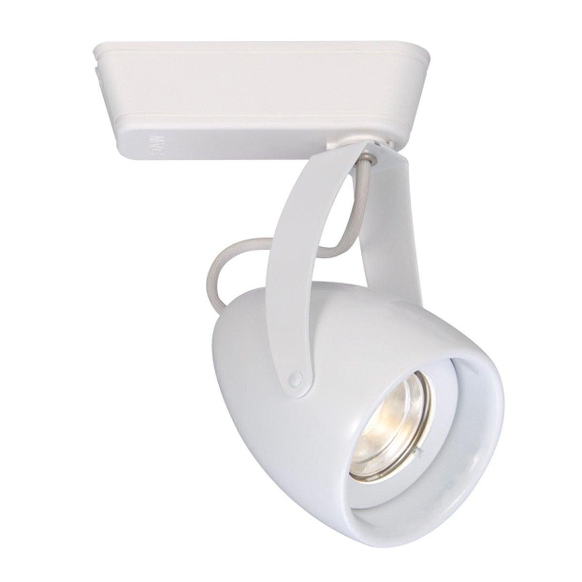 Wac lighting j led820f impulse j track 8 tall led track head 40 flood beam spread and 23 watts n a