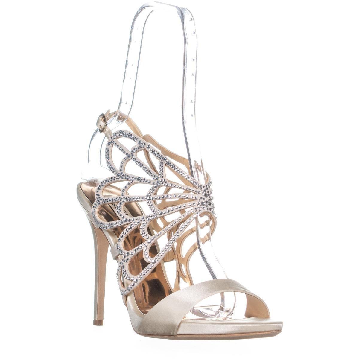 6e7db87ee7b7a8 Shop Badgley Mischka Newlyn Evening Sandals