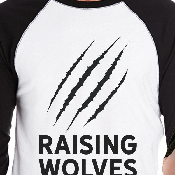 420e09bb42 Shop Raising Wolves Pub Cute Dad Baby Matching Shirts Father's Day Gifts -  Free Shipping On Orders Over $45 - Overstock - 18010536