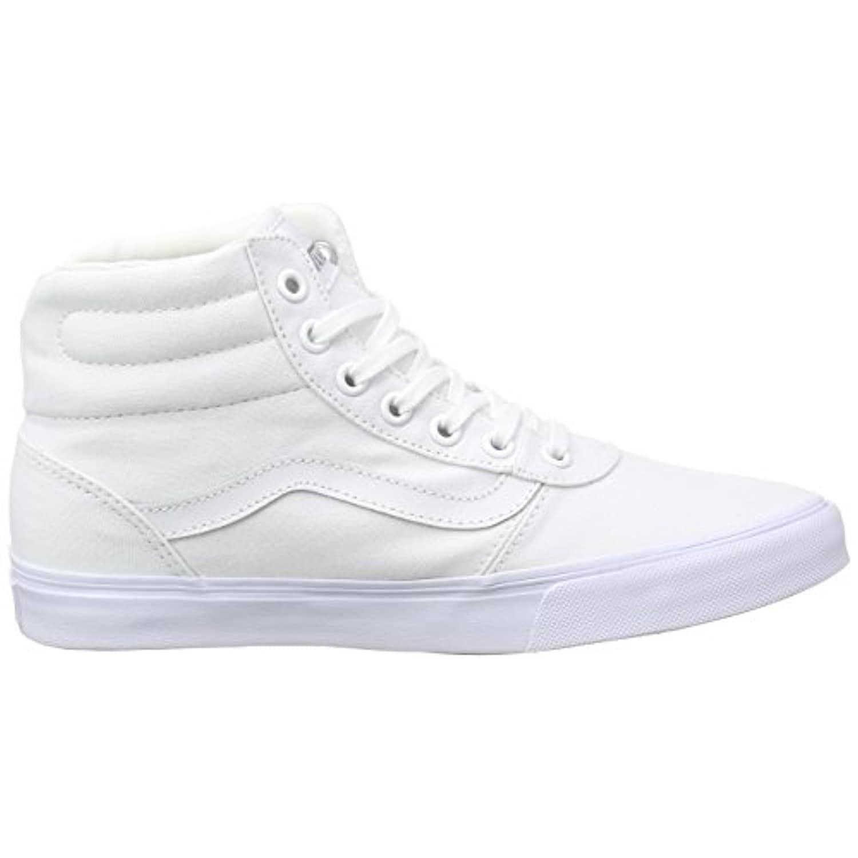 3713ab7412ce4d Shop Vans Womens Milton Hi Hight Top Lace Up Fashion Sneaker
