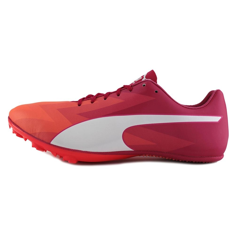 cc70b55bb4ae Shop Puma EvoSpeed Sprint V6 Track Cleats Round Toe Synthetic Cleats - Free  Shipping On Orders Over  45 - Overstock - 15287598