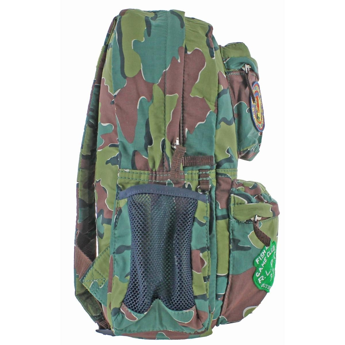 e3bf1e4f65 Shop Polo Ralph Lauren Boys Kid s Backpack Kids Camo - Free Shipping Today  - Overstock - 21726405