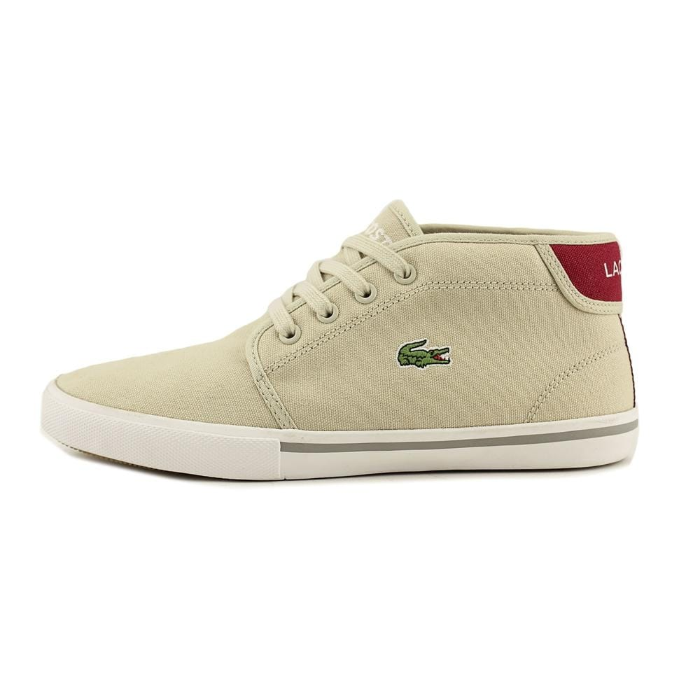 3ee990ccf17ba8 Shop Lacoste Ampthill Men Round Toe Canvas Chukka Boot - Free Shipping  Today - Overstock.