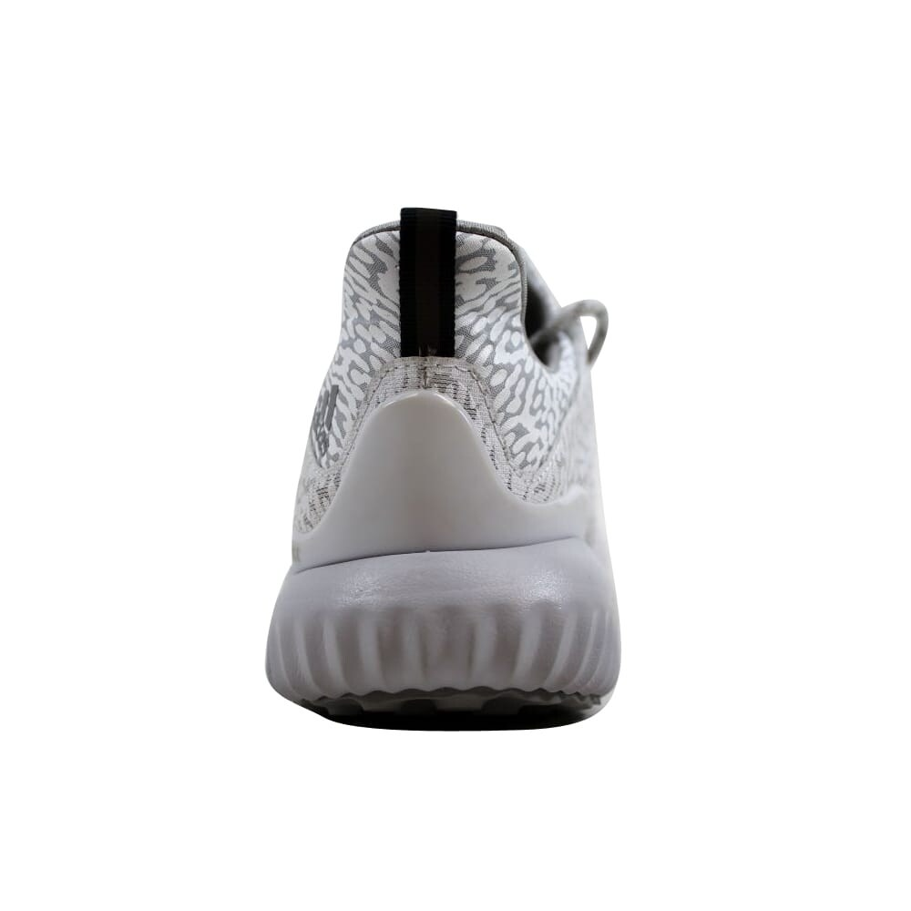 cheap for discount d01c2 09709 Shop Adidas Womens Alphabounce AMS W Clear GreyMulti Solid Grey-Core  Black BW1132 Size 10 - Free Shipping Today - Overstock - 23436645