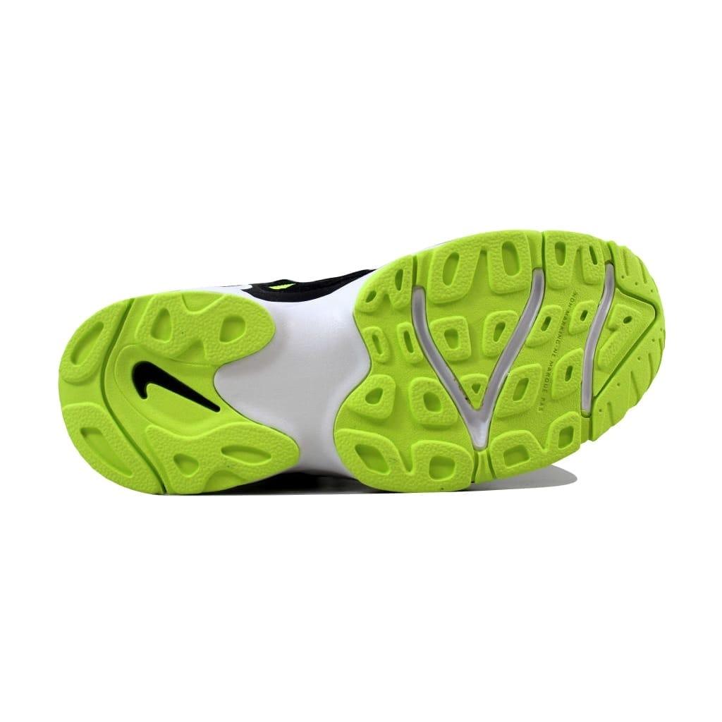 Shop Nike Grade-School Air Turf Raider Black White-Volt 599812-007 - Free  Shipping Today - Overstock.com - 20617781 84cecbe77