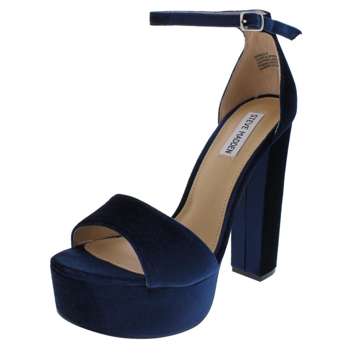 ca451d71bc5 Shop Steve Madden Womens Gonzo Dress Sandals Platform - Ships To Canada -  Overstock - 17379325