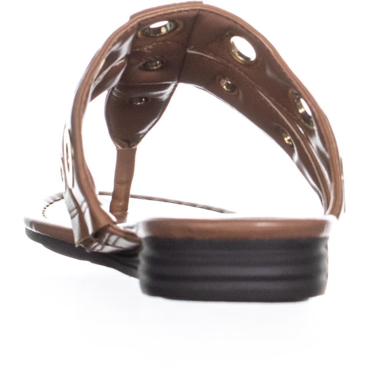 5a8f9836e56b8e Shop Tommy Hilfiger Hariet Flat Toe Sandals