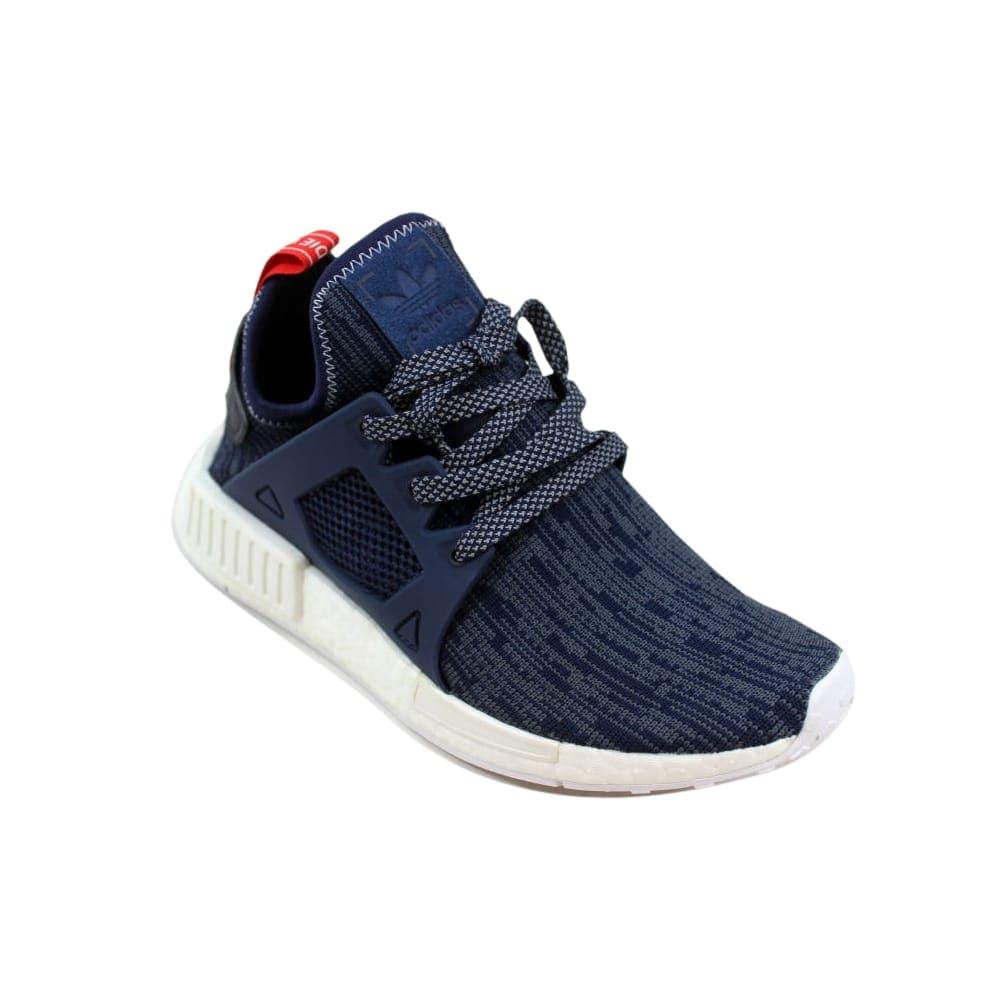 Shop Adidas NMD XR1 Primeknit W Unity Blue Navy Glitch BB3685 Women s -  Free Shipping Today - Overstock - 27339259 6952dd6e6