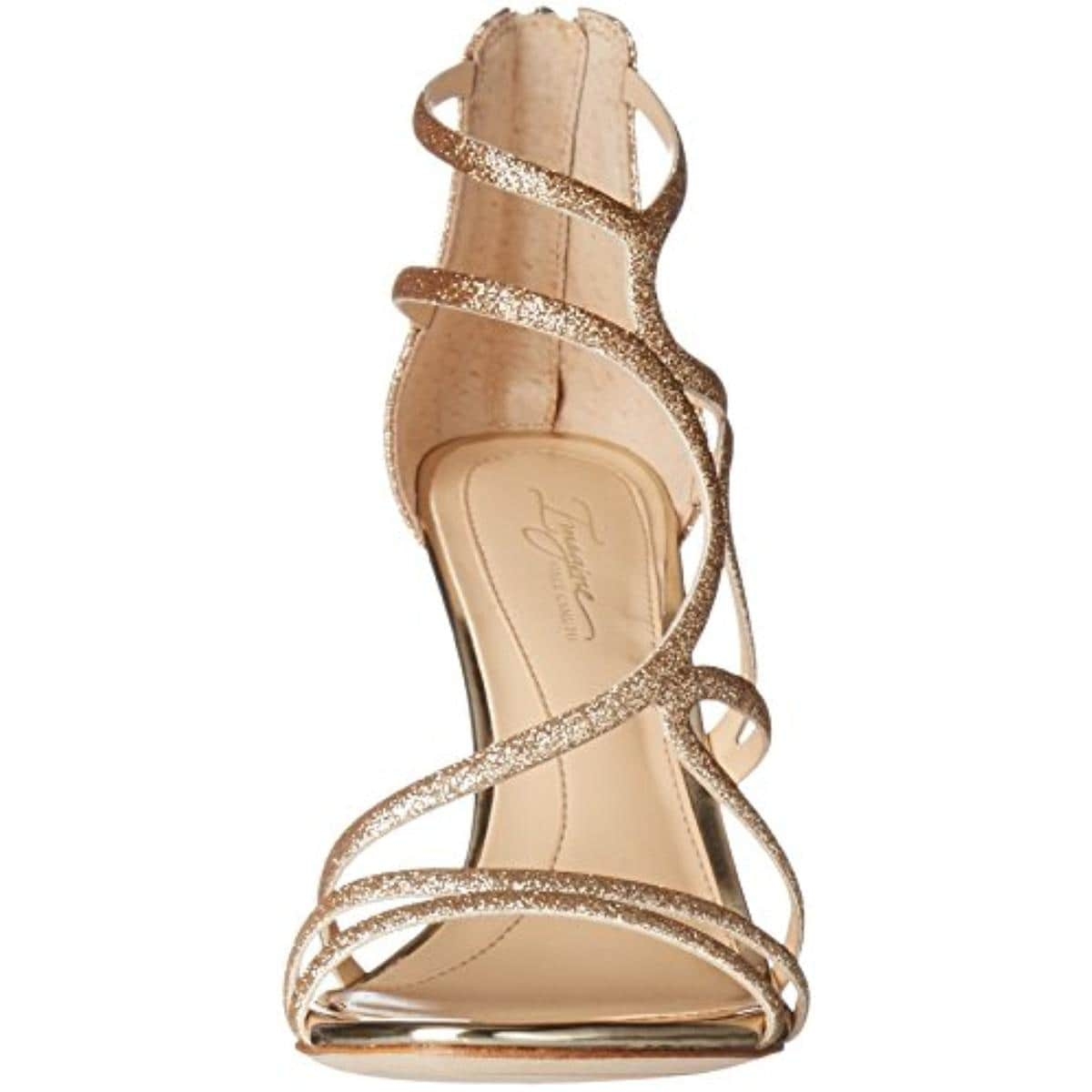 105afd6eaff Shop Imagine Vince Camuto Womens Ranee Evening Heels Glitter Ankle - Free  Shipping On Orders Over  45 - Overstock - 21026956