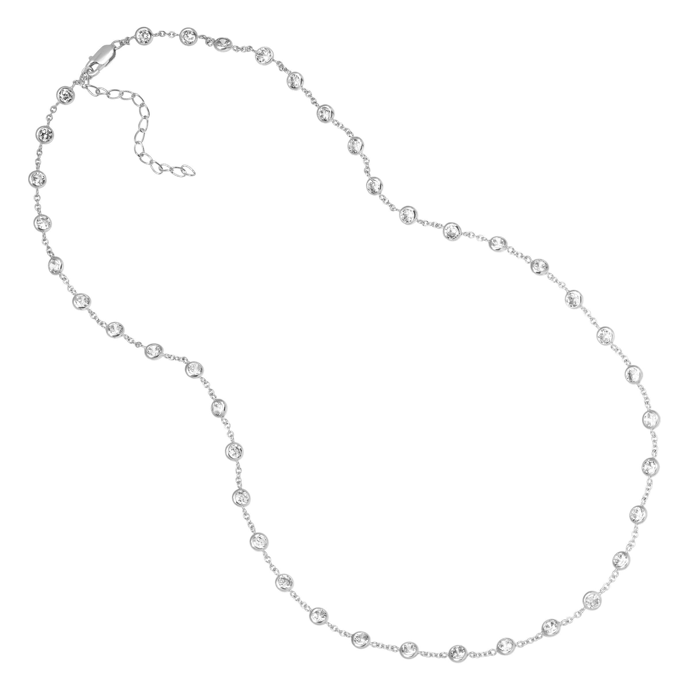 john phase necklace hammered hardy station products dot moon