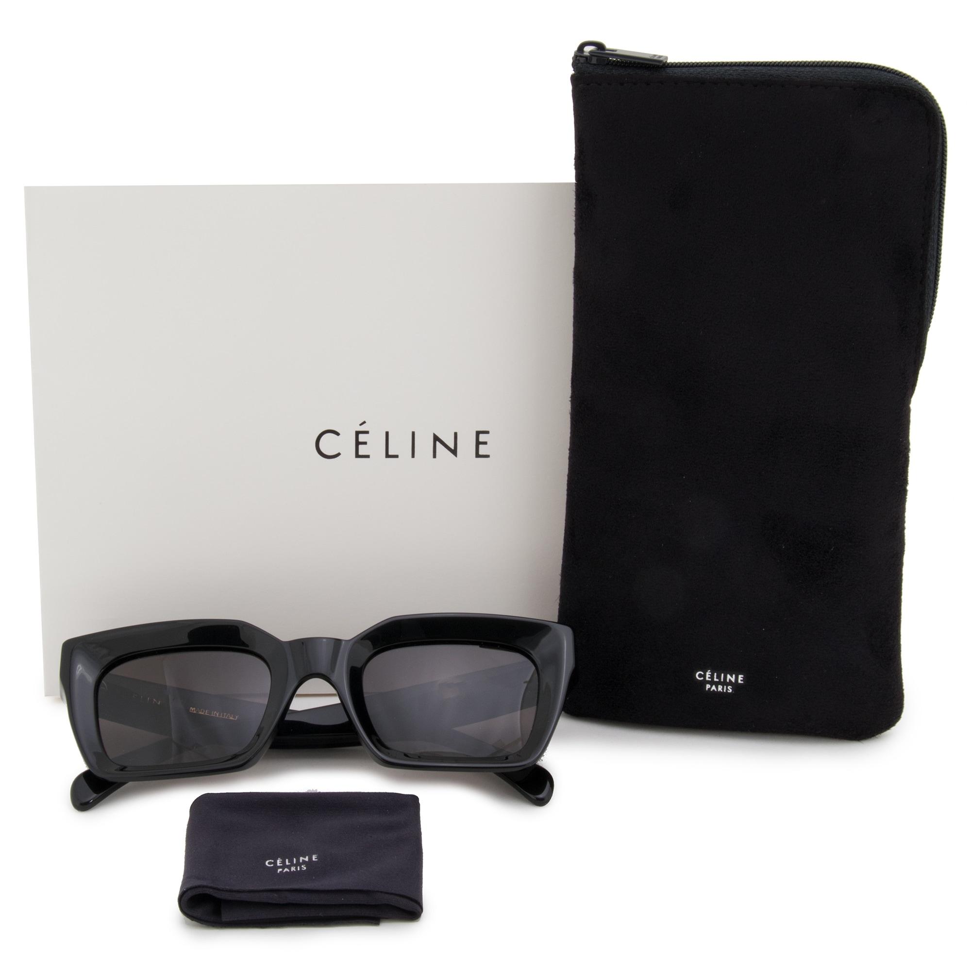 c12779211e5 Shop Celine Wayfarer Sunglasses 41450 S 807 70 50 - Free Shipping Today -  Overstock - 23138902