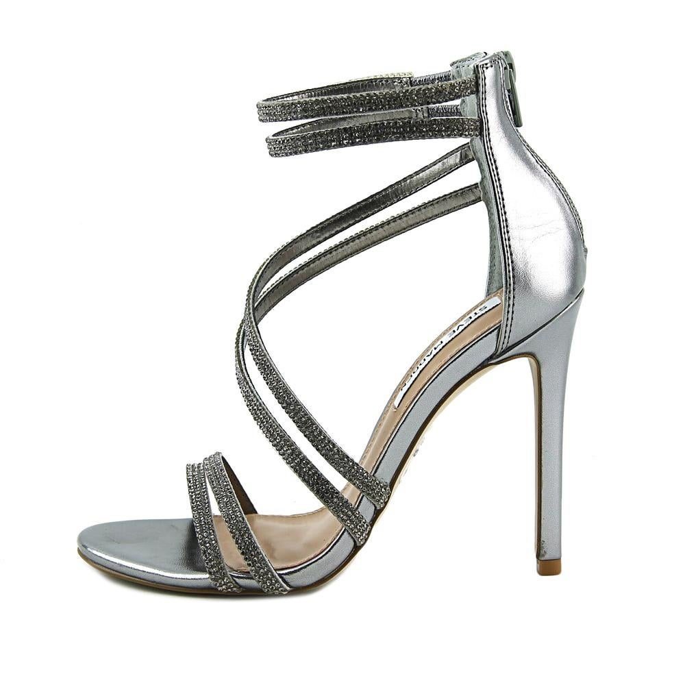 286209bf97b6 Shop Steve Madden Sweetest Open-Toe Synthetic Heels - Free Shipping Today -  Overstock - 19533386