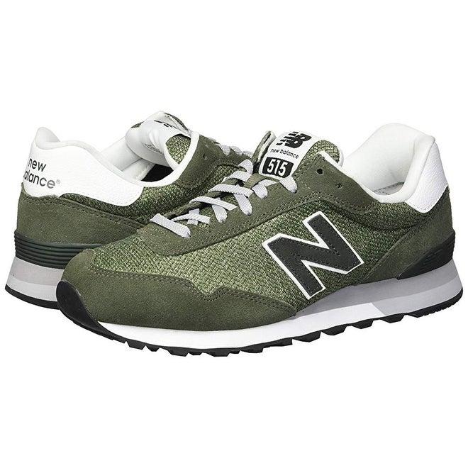 6fc30d61645 Shop New Balance Men's 515V1 Sneaker, Dark Covert Green, 11 D Us - Free  Shipping Today - Overstock - 25367699
