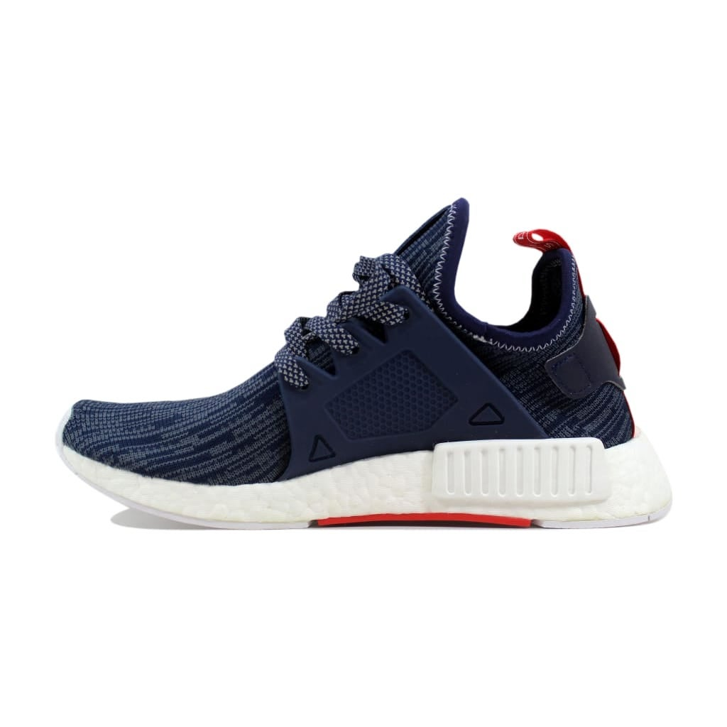 647be272f6118 Shop Adidas Women's NMD XR1 Primeknit W Unity Blue/Navy Glitch BB3685 -  Free Shipping Today - Overstock - 27339259