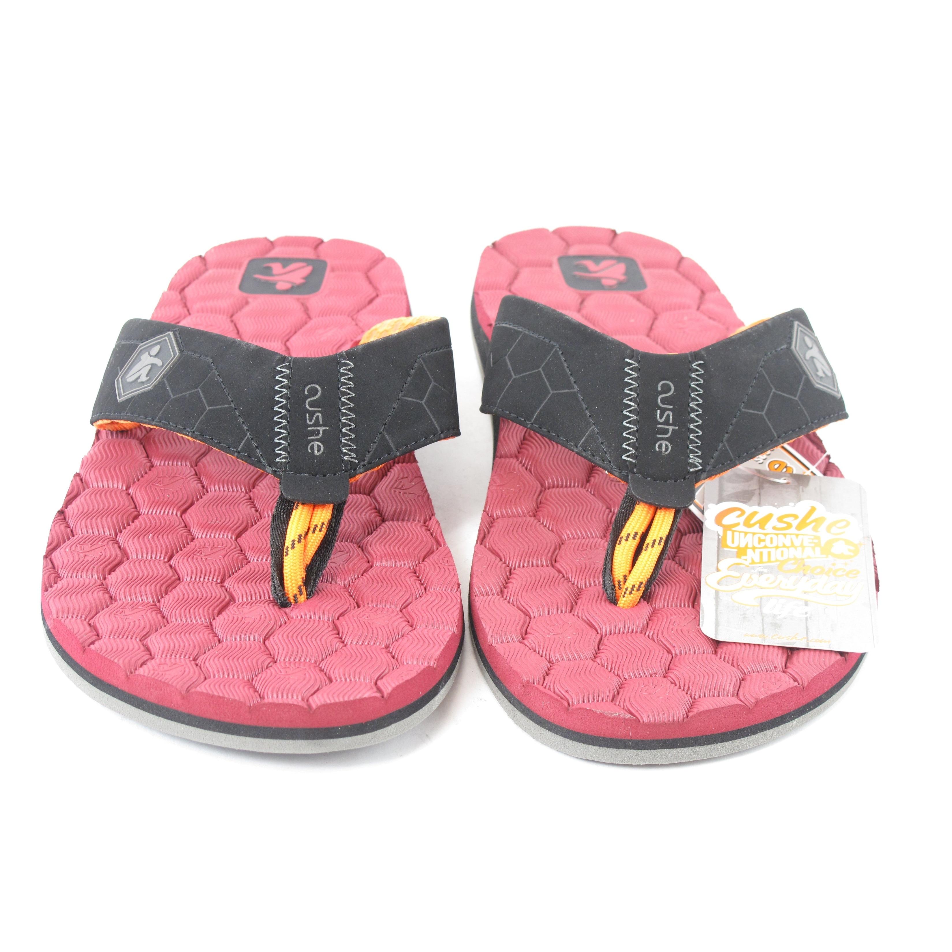 54b839769a3 Shop Cushe Mens Flipside Flip Flops - Free Shipping On Orders Over ...