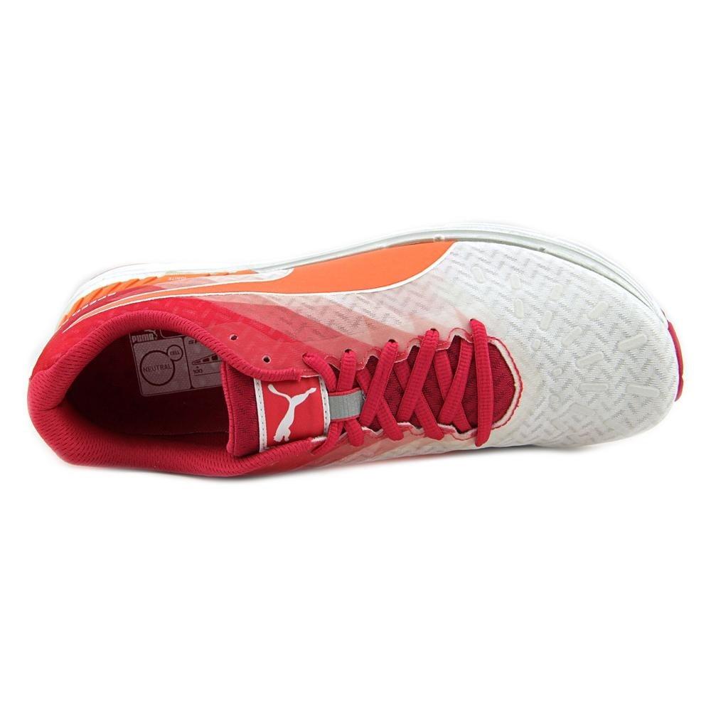 Shop Puma Speed 300 Ignite Women White Rose Red  Fluo Peach Running Shoes -  Ships To Canada - Overstock.ca - 15288172 7e0157b3e