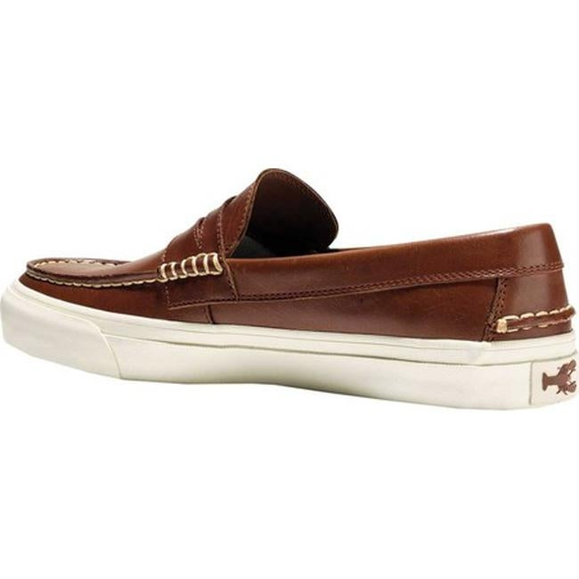 f0787829e0e Shop Cole Haan Men s Pinch Weekender LX Penny Loafer Woodbury Handstain  Leather - Free Shipping Today - Overstock - 24016071