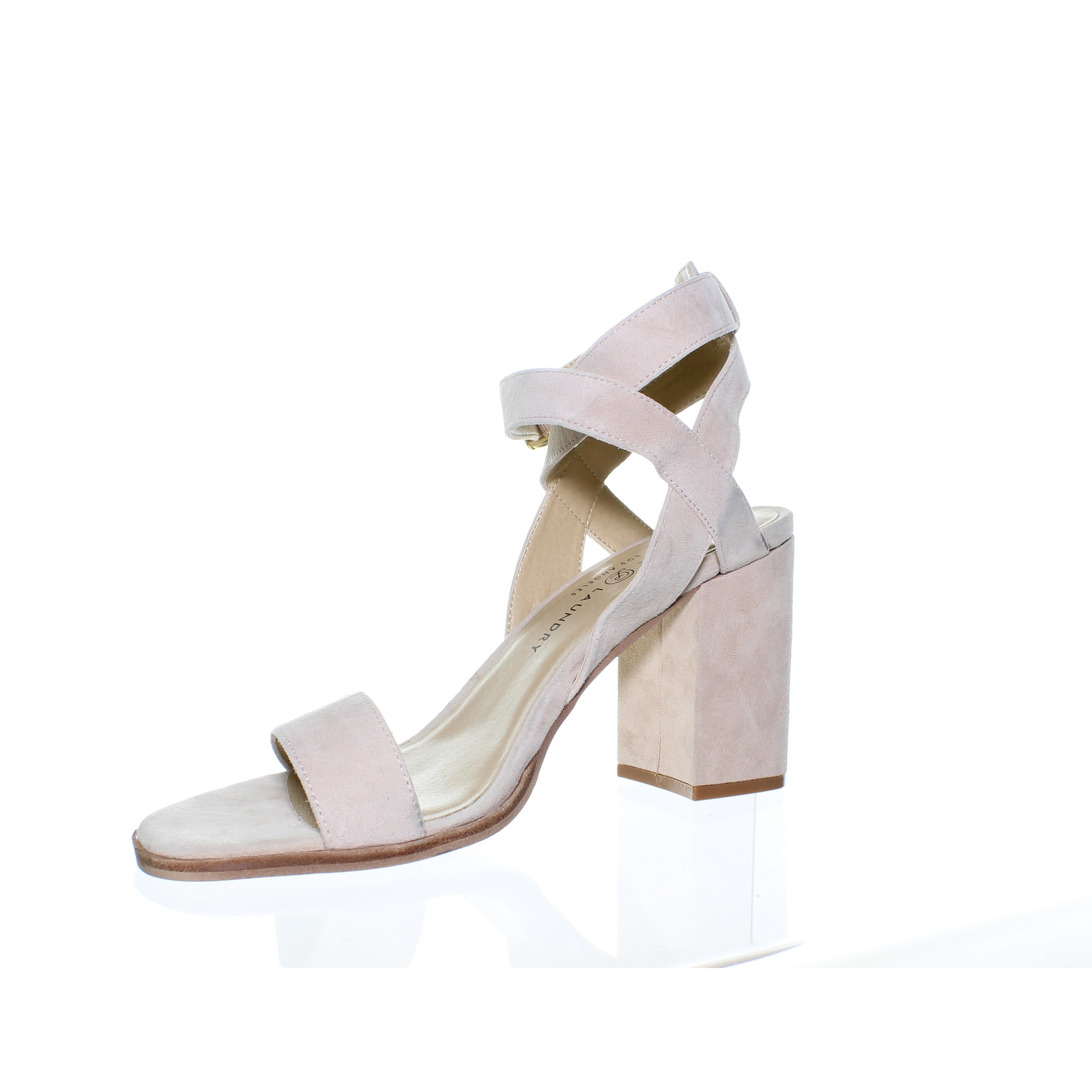 dda9316b133 Shop Chinese Laundry Womens Sitara Rose Suede Ankle Strap Heels Size 10 -  On Sale - Free Shipping On Orders Over  45 - Overstock - 25893013
