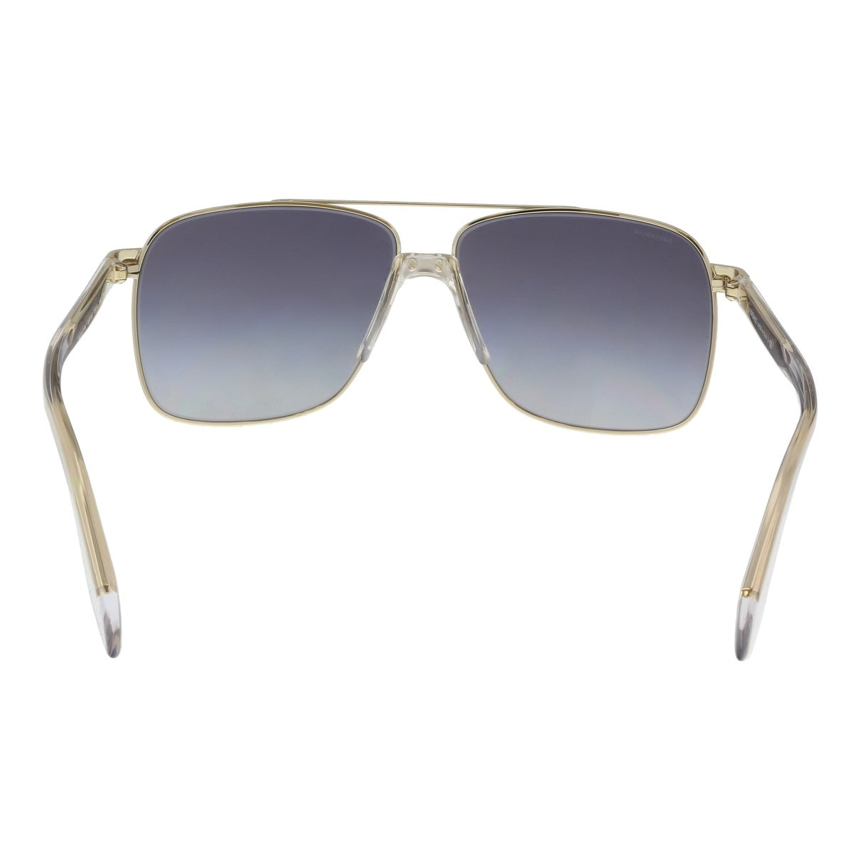 09bc543e1b Shop Versace VE2174 12528G Pale Gold Aviator Sunglasses - 59-12-145 - Free  Shipping Today - Overstock - 21158074