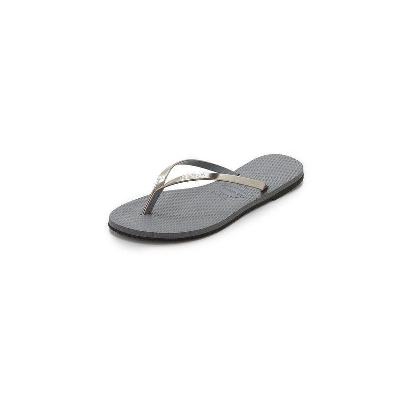 fd7cabe57df1 Shop Havaianas Women s You Metallic Flip Flops