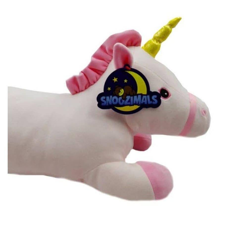 c0cbd1e5144 Shop Snoozimals 20in Unicorn Plush