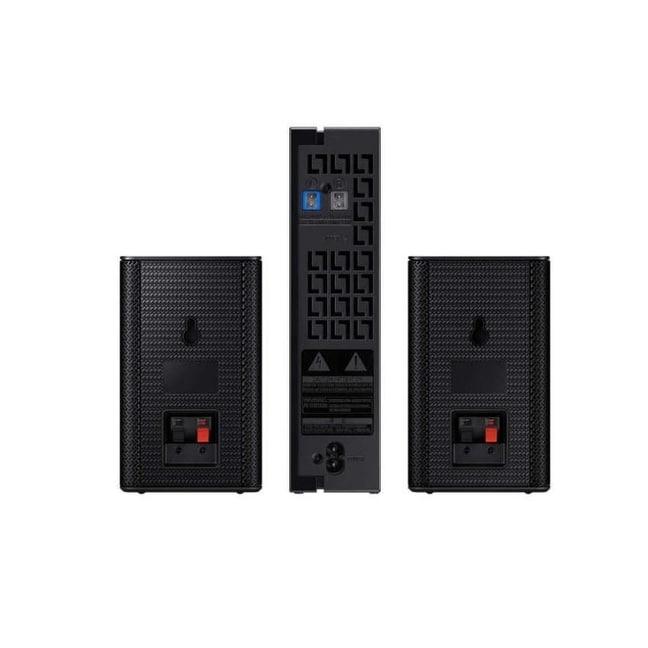 samsung hw k360 2 1 channel 130w wireless audio soundbar review