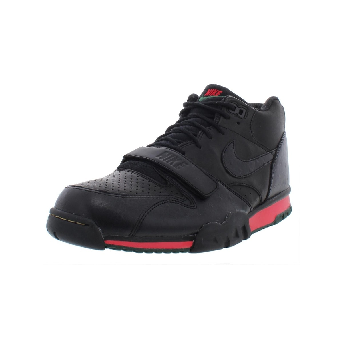 big sale 19216 b238d Nike Mens Nike Air Trainer 1 Mid PRM QS Basketball Shoes Leather Sports -  12 Medium (D)