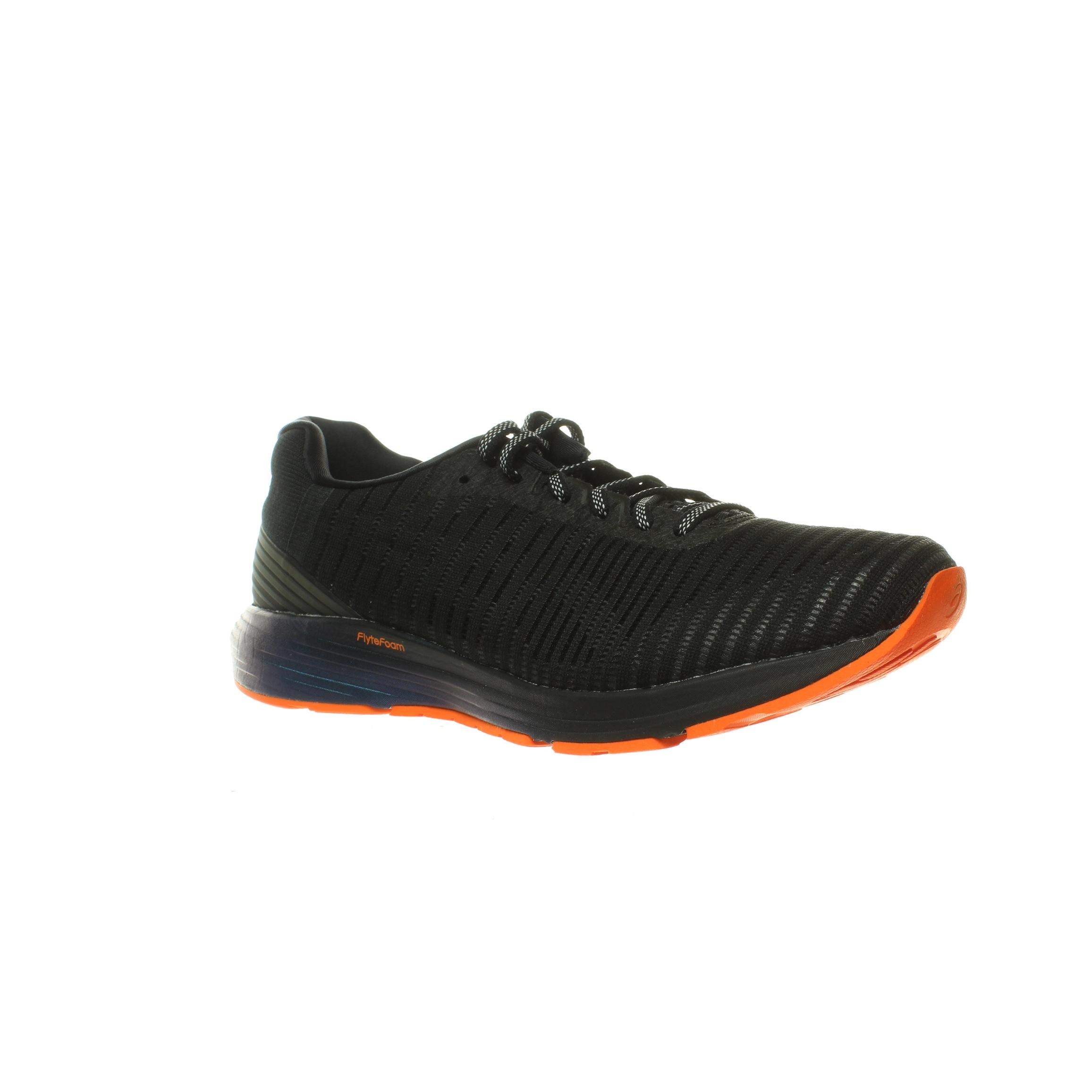 newest e7735 58c4c ASICS Mens Dynaflyte 3 Black Running Shoes Size 9.5