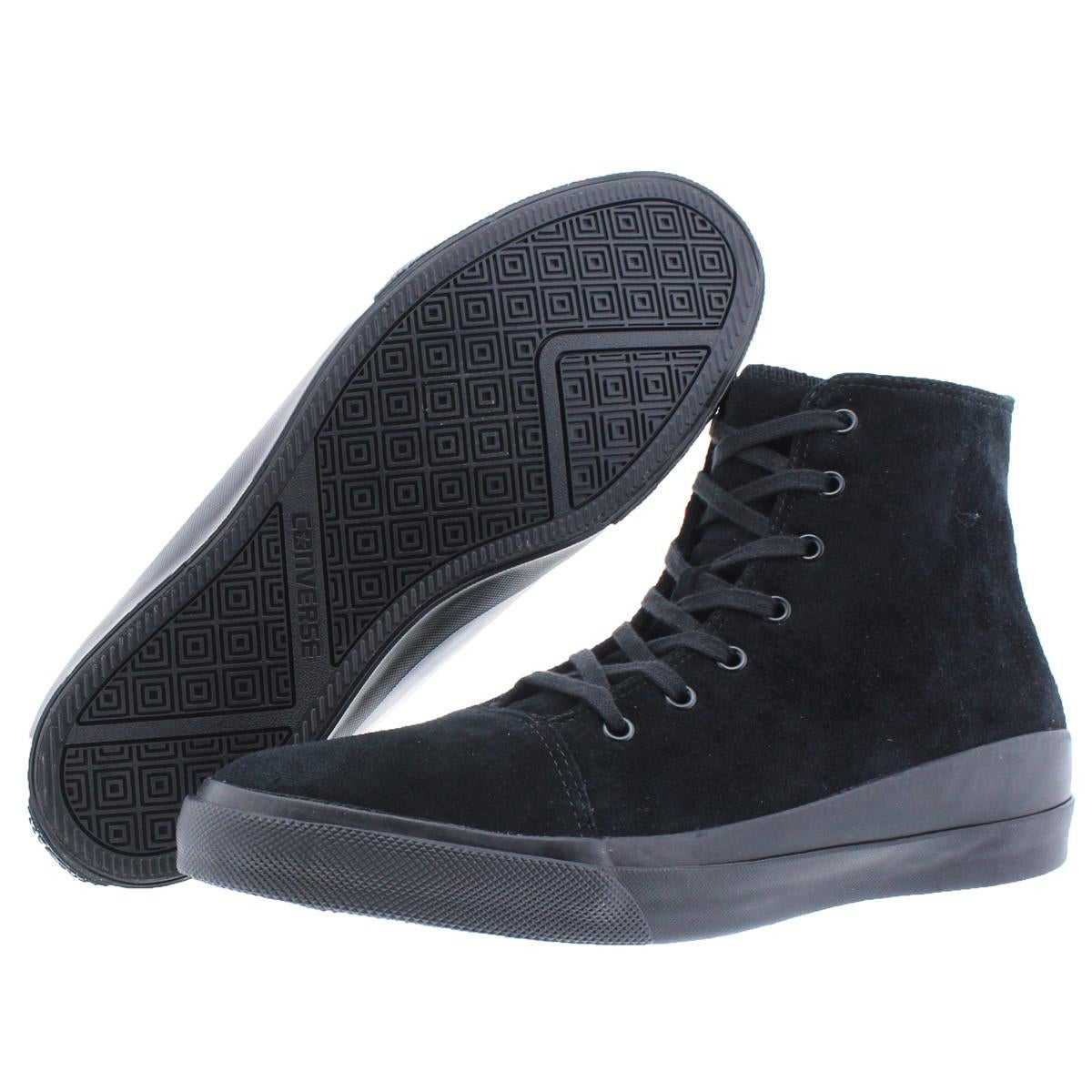 Shop Converse Mens Chuck Taylor All Star Quantum HI Skate Shoes Suede Hightop - 12 medium (d) - Free Shipping Today - Overstock - 22132775
