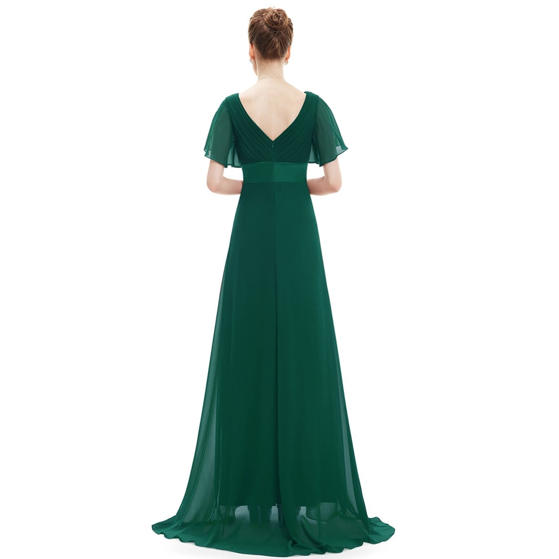 Shop Ever-Pretty Womens Glamorous double V-neck Evening Dress 09890 - On  Sale - Free Shipping Today - Overstock - 25724185 c4853a16e