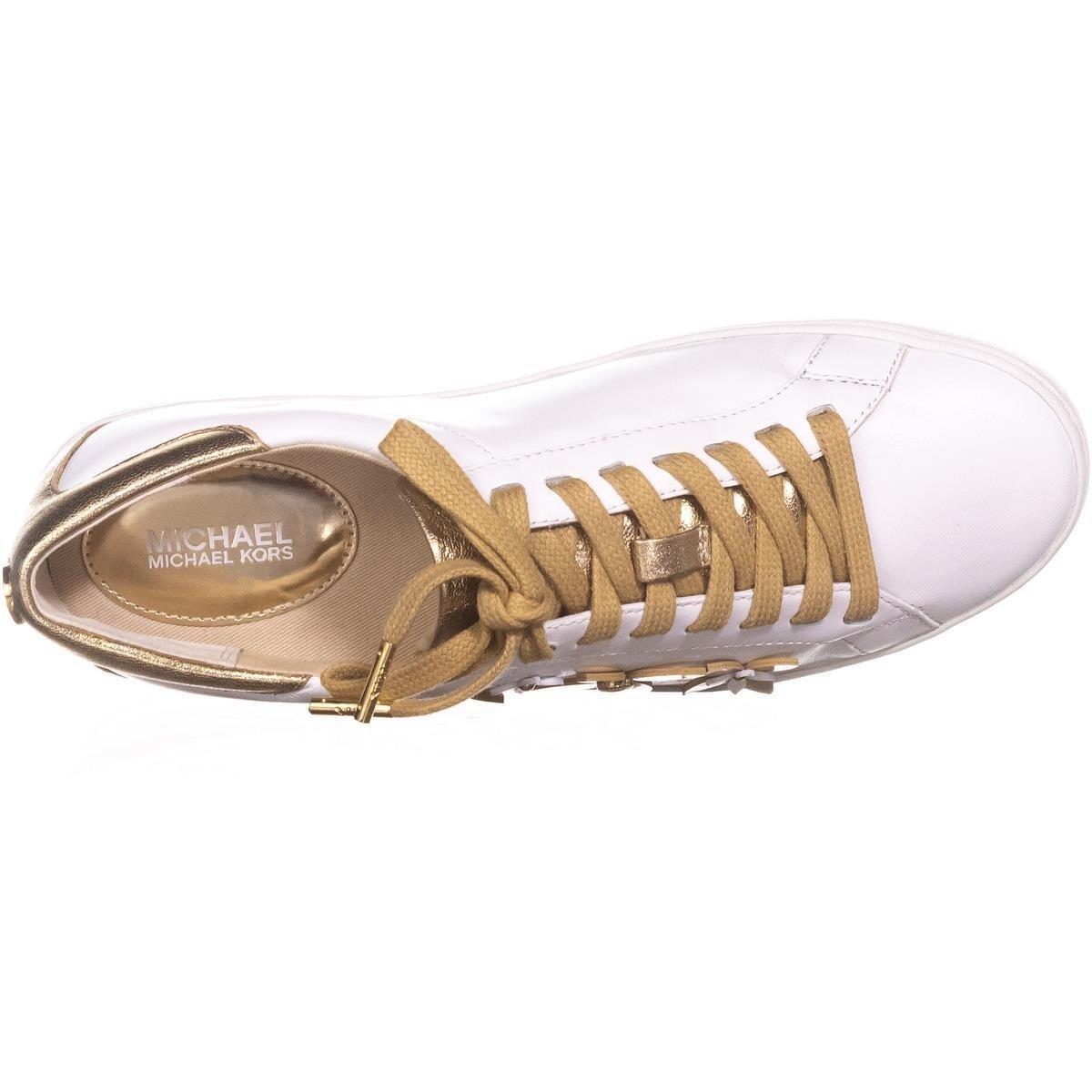 99f6947bed4a Shop MICHAEL Michael Kors Lola Sneaker Flower Fashion Sneakers ...