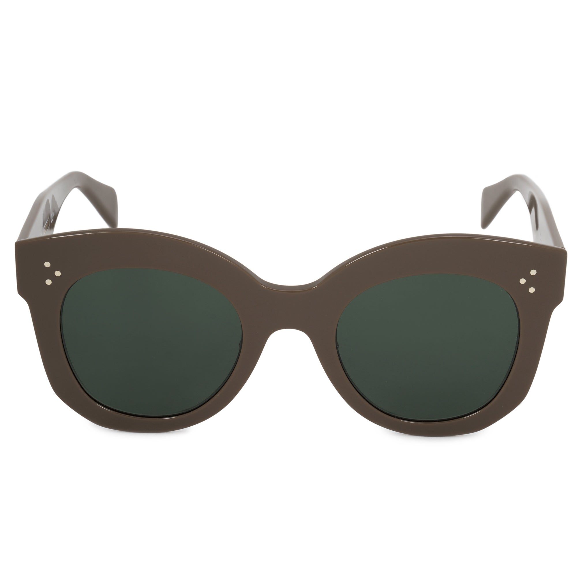 24aa3578dd3e Shop Celine Cat Eye Sunglasses 41443 S RYV O7 50 - On Sale - Free ...