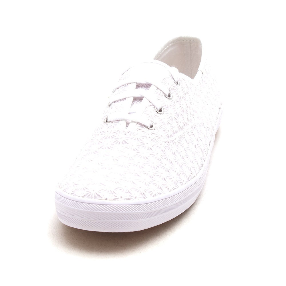 386128a6827 Shop keds womens champion mini daisy low top lace up fashion sneakers on  sale free shipping
