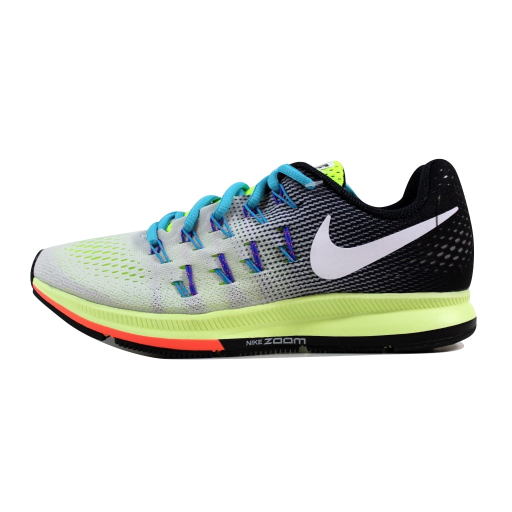219061d106a0c Shop Nike Women s Air Zoom Pegasus 33 Dark Grey Pink Blast-Black-Cool Grey  831356-017 Size 7 - Free Shipping Today - Overstock - 21141840